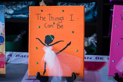 Things I Can Be Ballerina Art