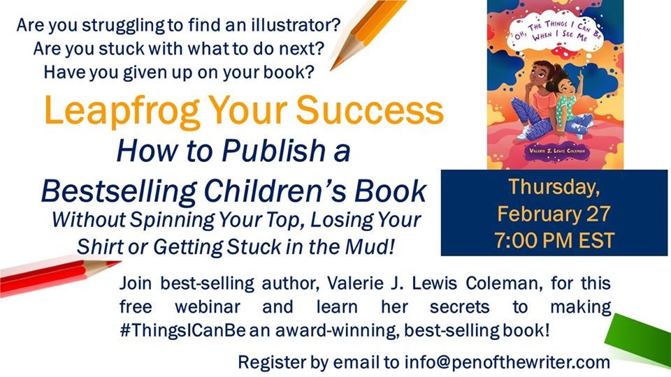 Leapfrog Your Success How to Publish a Bestselling Childrens Book without Spinning Your Top, Losing Your Shirt or Getting Stuck in the Mud