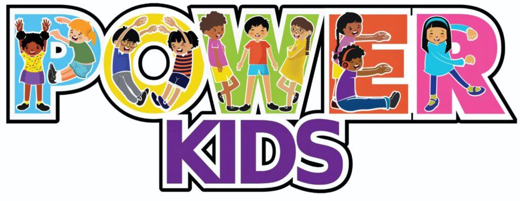 POWER Kids logo web